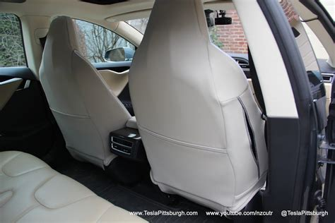 Tesla Back Seats Model S Front Seat Covers Review Outerwear For Your Inner