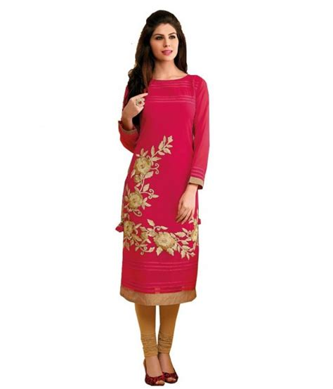 boat neck for kurti pink boat neck kurti online shopping india great indian