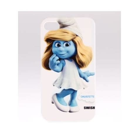 Smurf Iphone 4 4s apple tilbeh 248 r 187 iphone 187 iphone 4 4s 187 iphone 4s