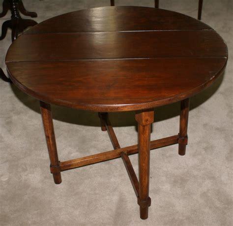 drop leaf side table drop leaf solid walnut side table