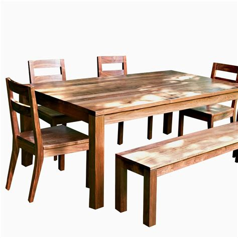 buy a crafted modern farmhouse dining table made to