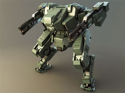 what is mecha robot mecha tank max