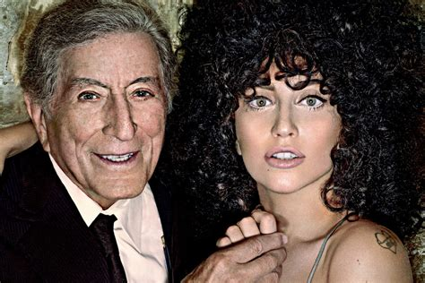 can tony bennett and lady gaga save b n 187 mobylives lady gaga and tony bennett offer new single from upcoming