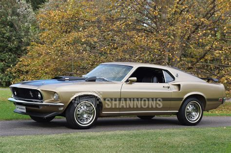 Mach 1 Mustang Autotrader by Ford Mustang Mach1 351 V8 Fastback Lhd Auctions Lot 42