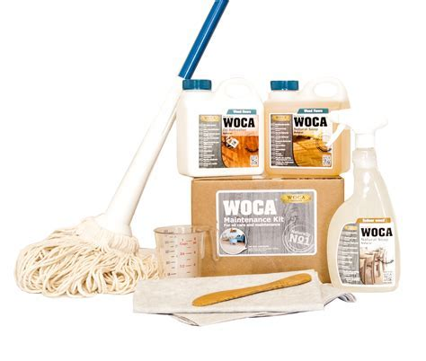 Woca Premiere Kit   Floorcare   Unique Wood Floors