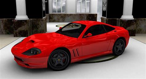 Ferrari F550 by Ferrari F550 1 By Theredcrown On Deviantart