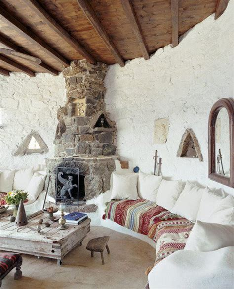 cherryfields the rustic chic residence of john 120 best greek island decor images on pinterest home