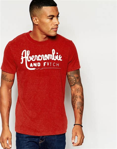 Abercrombie Fit by Abercrombie Fitch Abercrombie Fitch Fit T