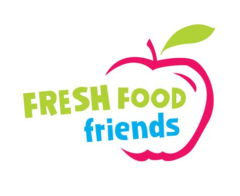 Food Logo Design logo fresh food friends food logos logos and food