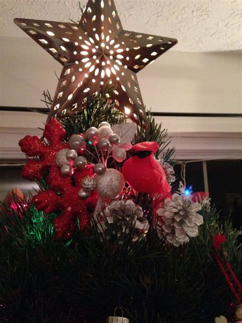 tree topper star cardinal old world meanings look it