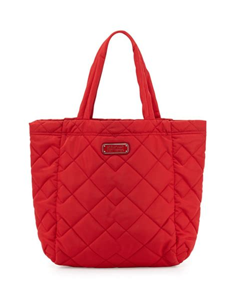 Quilted Bag by Marc By Marc Crosby Quilted Tote Bag Rosey