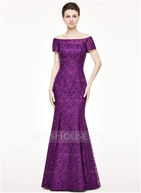 lace trumpet mother of the bride dress 98608 evening dresses trumpet mermaid off the shoulder floor length lace mother