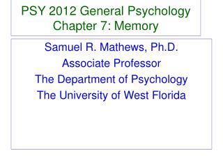 Chapter 7 Memory Psychology Worksheet by Ppt Psy 2012 General Psychology Chapter 8 Thinking And