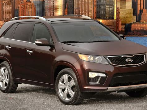 Kia 2011 Sorento Recalls Kia Issues Recalls On 2010 Soul 2011 Sorento For