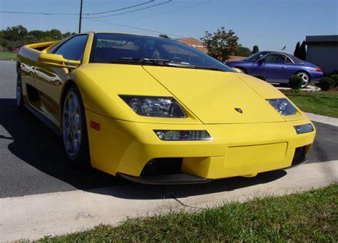 1993 Lamborghini Diablo Vt 1993 2001 Lamborghini Diablo Vt Picture 7338 Car