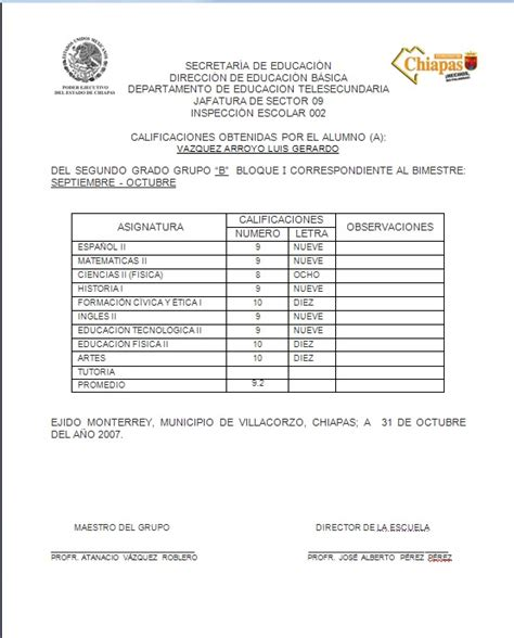 boleta de calificaciones 2015 2016 jalisco boletas de calificaciones 2016 apexwallpapers com