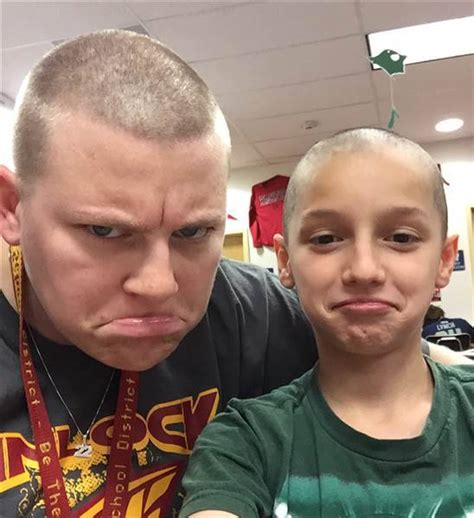 teacher haircut story boy tormented by bullies for new hair cut so teacher