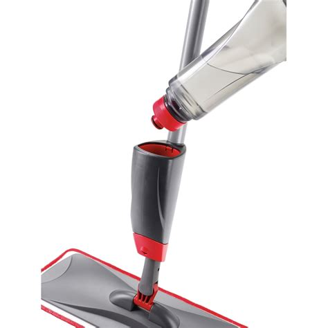 rubbermaid reveal microfibre spray mop bunnings warehouse