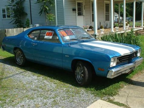1976 plymouth duster for sale buy used 1976 plymouth duster in denton maryland united