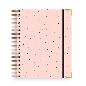 libro agenda escolar2017 18 lyona agenda escolar 2017 18 charuca rosa grande sinopsis y precio fnac