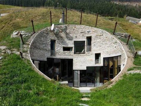 earth home sheltered underground house underground homes
