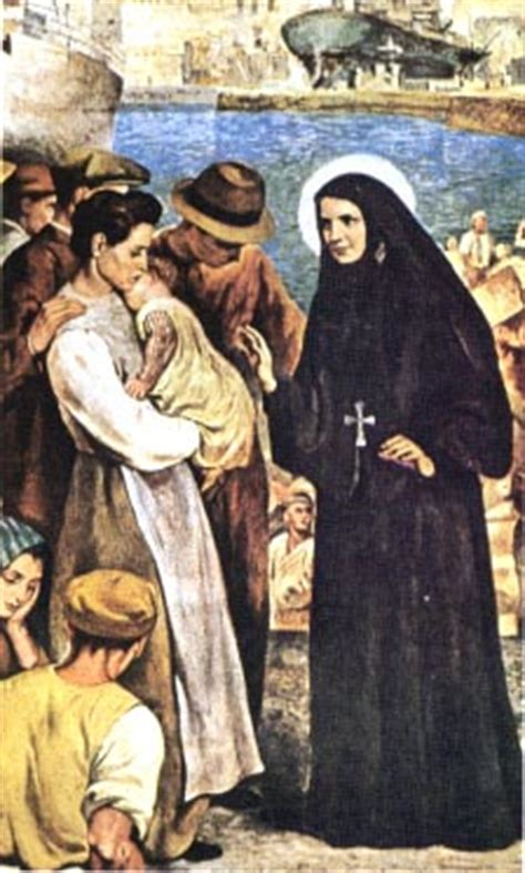 biography mother cabrini st frances xavier cabrini an american tale of