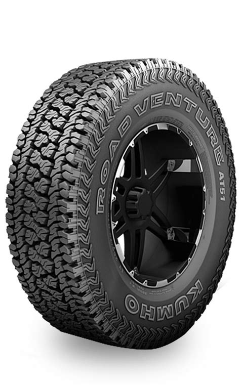 Kumho Road Venture AT51 Tires | 1010Tires.com Online Tire