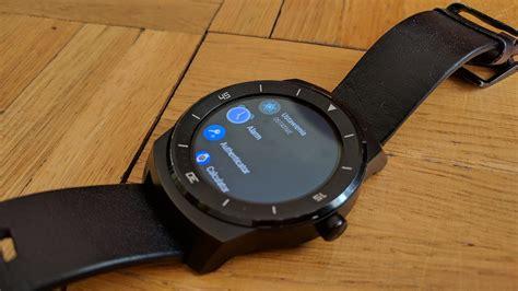 lg android wear androida wear 2 na moim lg g r czeka mnie wymiana zegarka