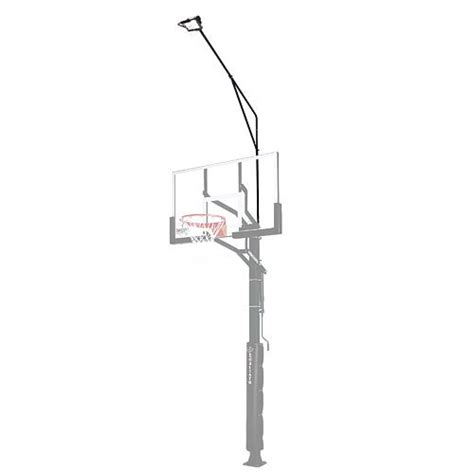 basketball hoop light for 3 4 inch poles discount