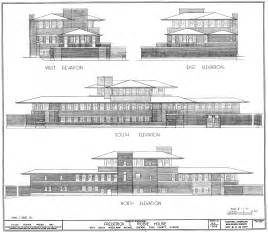robie house floor plan frank lloyd wright s frederick c robie house a prairie masterpiece the craftsman bungalow