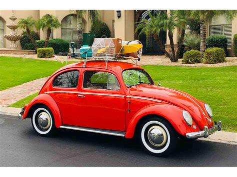 1957 Volkswagen Beetle by 1957 Volkswagen Beetle For Sale Classiccars Cc 1055189
