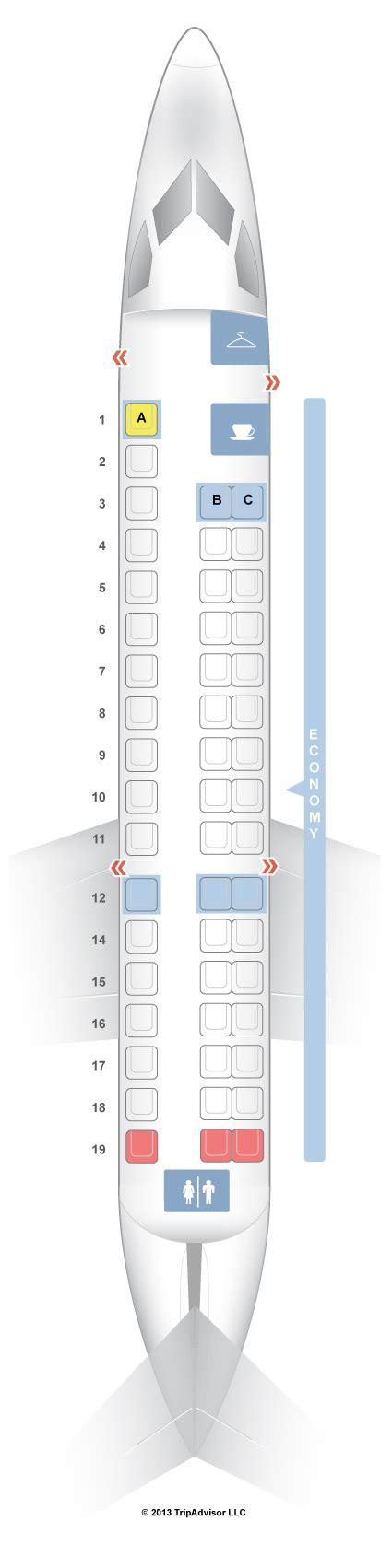 erj 145 seating seatguru seat map united embraer erj 145 v1
