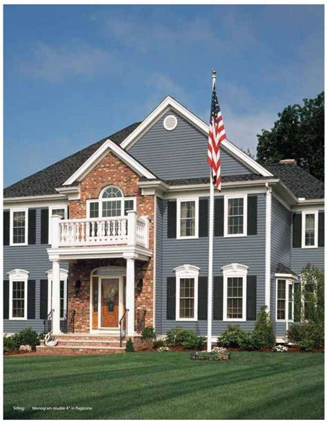 brick homes with vinyl siding colors 31 best siding color options for red brick homes images on