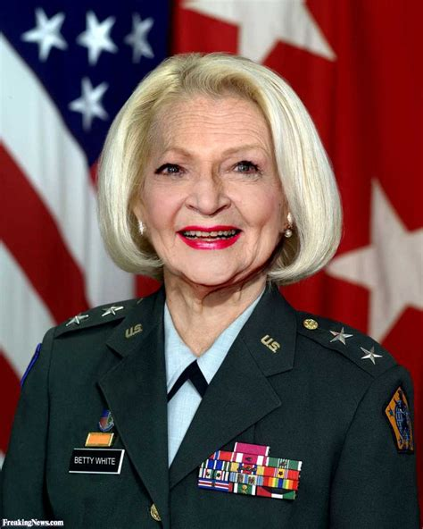 white in betty white in the army pictures freaking news