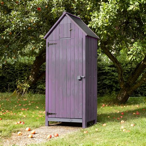 hut tool shed in plum garden accessories cuckooland