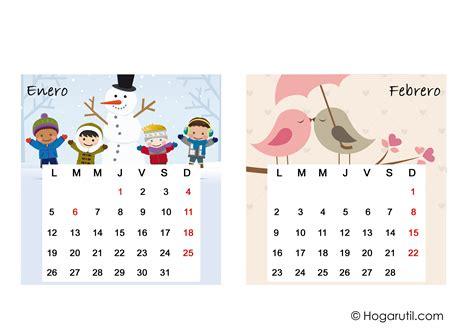 Calendario 4tos De Chions 2015 Calendarios De Sobremesa 2016 Para Imprimir Gratis
