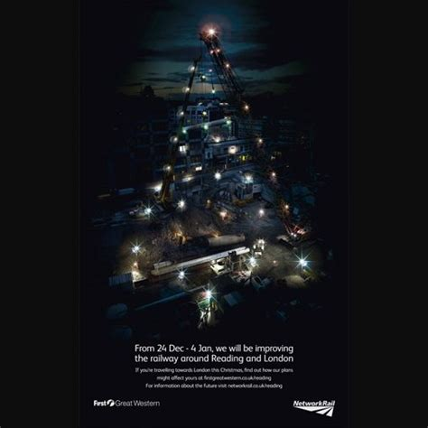 25 clever and funny christmas print ads design shack