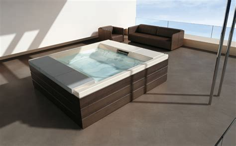 Teuco Seaside T08 by Hydrospa Seaside 640 Benessere E Design Versione Outdoor