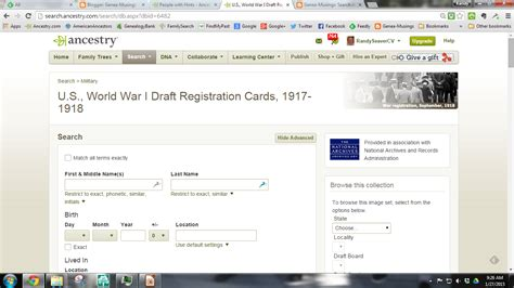 Ancestry Address Search Genea Musings Tuesday S Tip Search Ancestry Hints By Record Collection