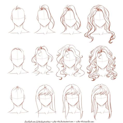 anime hairstyles guide best 25 drawing people ideas on pinterest cartoon