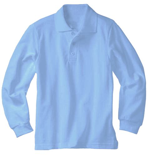 light blue sleeve polo genuine boys light blue sleeve