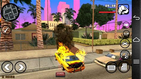 gta 4 for android gta san andreas gta iv carfire for android mod gtainside