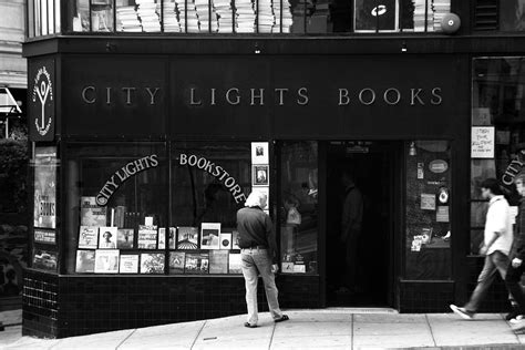 City Lights Books by City Lights Bookstore San Francisco Photograph By Aidan