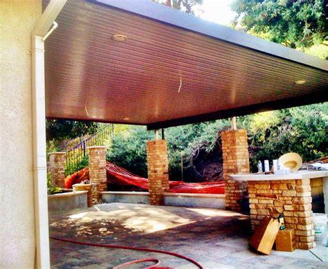 Alumawood Patios Construction California   PACE Financing