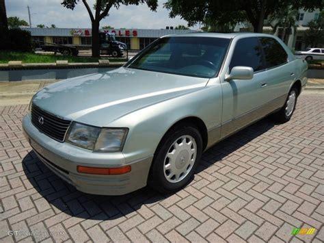 1997 silver jade pearl lexus ls 400 67429823 gtcarlot car color galleries