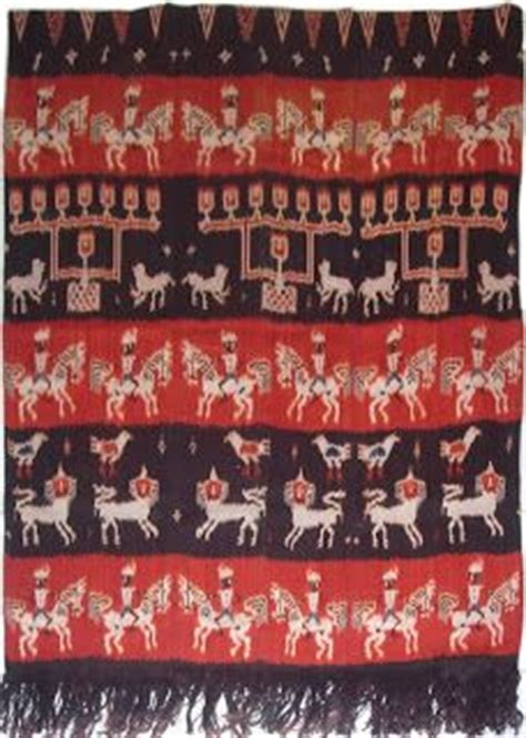 Tenun Ikat Blanket 26 flores the lesser sunda islands indonesia on weaving weaving and bali