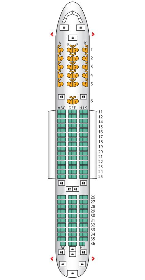 seat map dreamliner qatar seat map 787 8