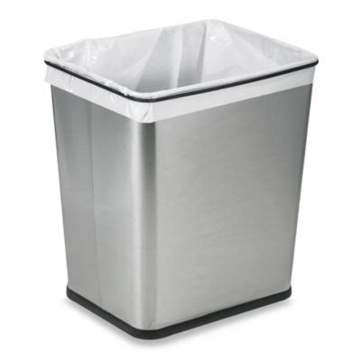 Kitchen Trash Can by Buy Kitchen Trash Cans From Bed Bath Beyond