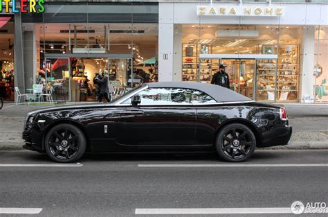 roll royce dawn black rolls royce dawn 26 may 2016 autogespot