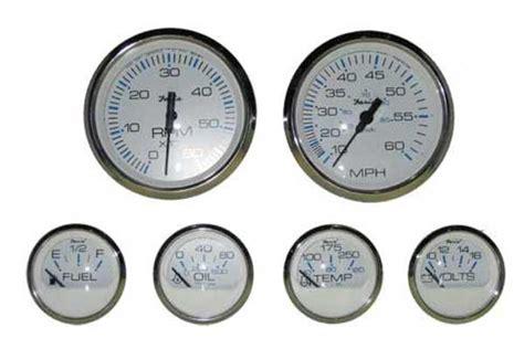 outboard boat gauges sets complete gauge sets marine engine parts fishing tackle